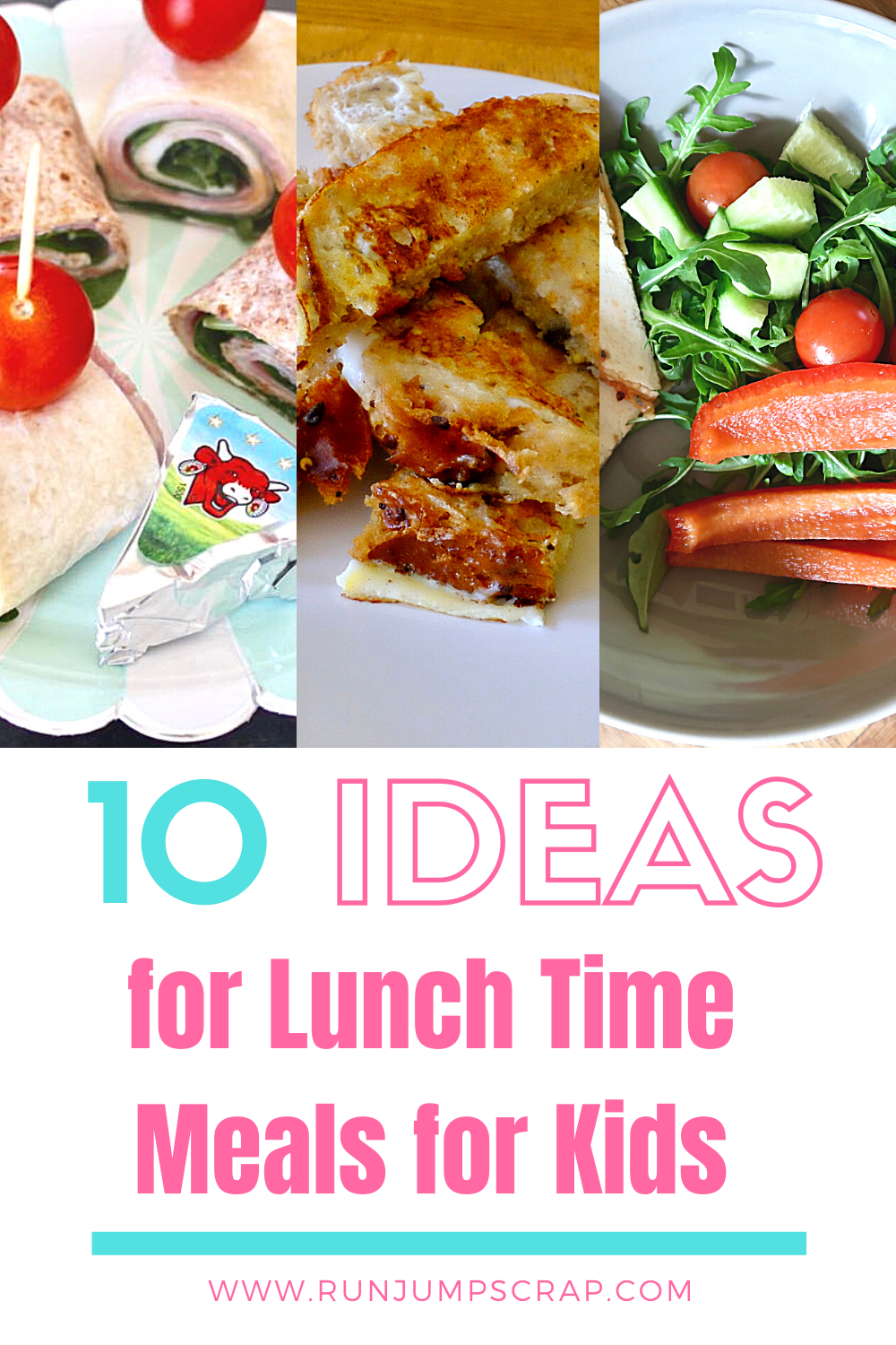 10 lunchtime meals for kids