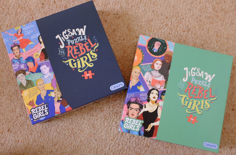 rebel girls jigsaws