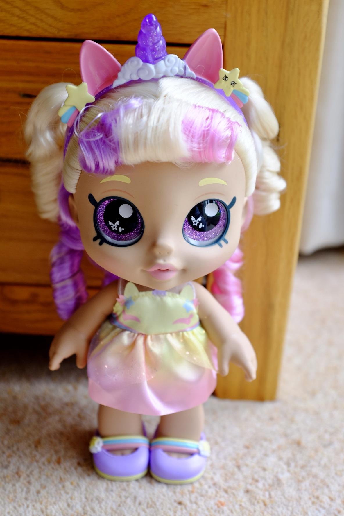 Mystabella kinda kids dress up doll