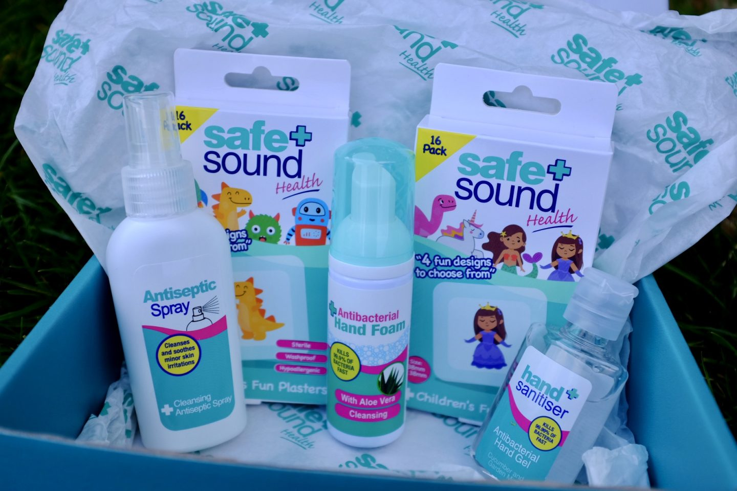 Safe and sound products