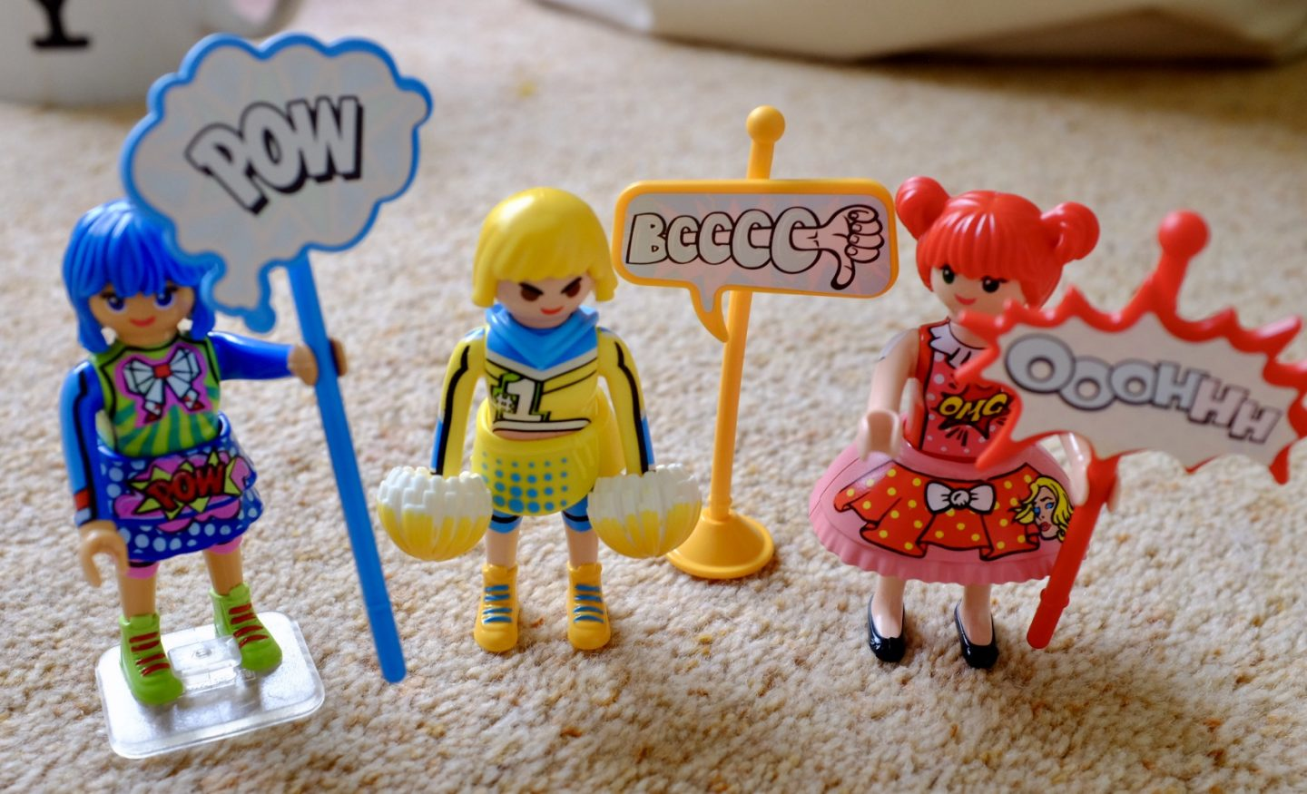 Playmobil Ever Dreamerz characters