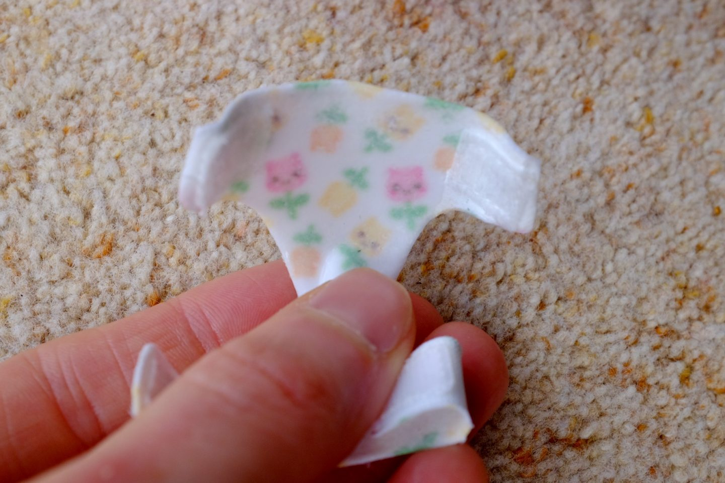 BABY born surprise series 4 nappy reveal