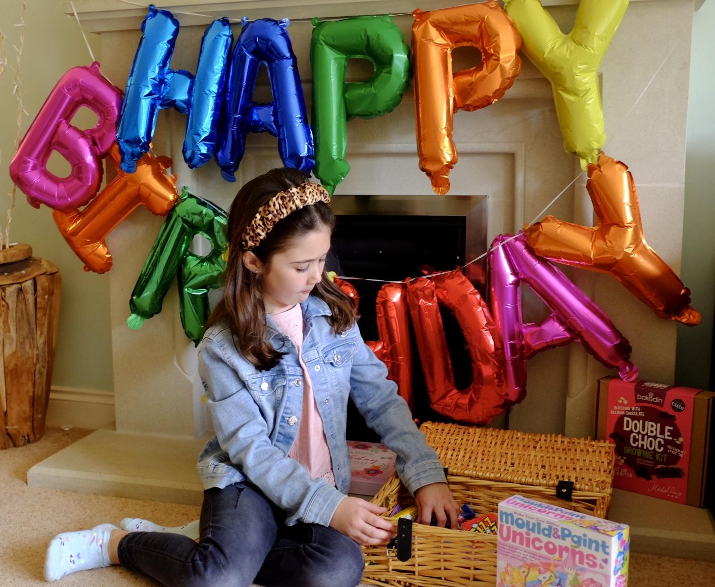 birthday girl - birthday with Moonpig
