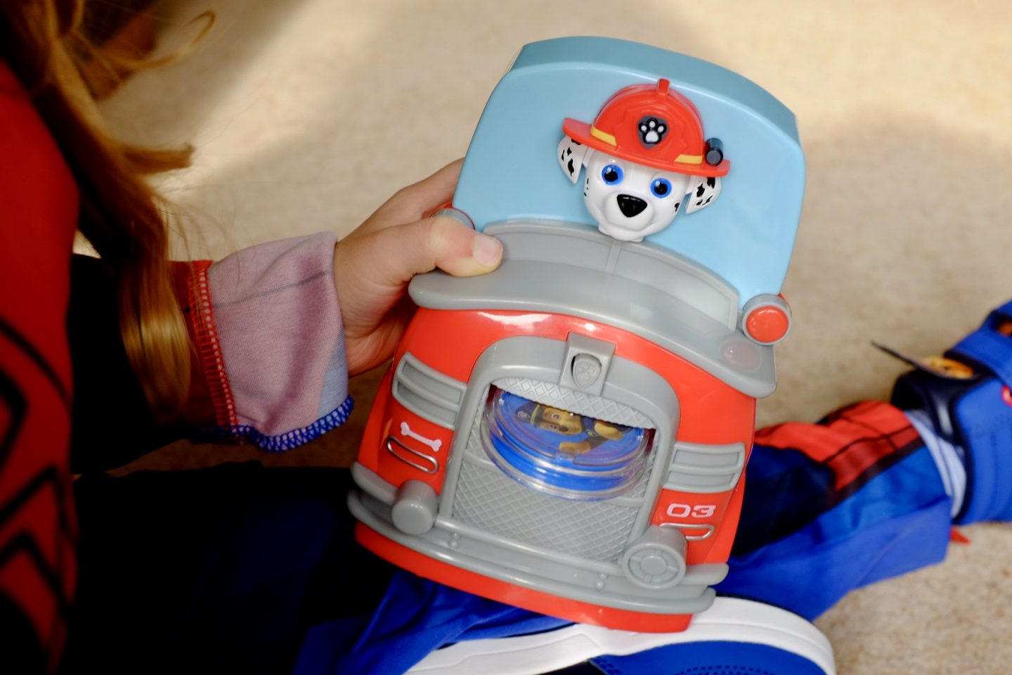 Coin in Paw Patrol Count with Marshall
