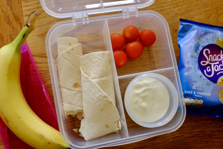soft cheese wrap bento box ideas