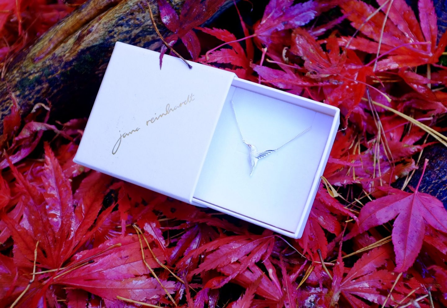Jana Reinhardt Hummingbird Necklace – REVIEW | AD