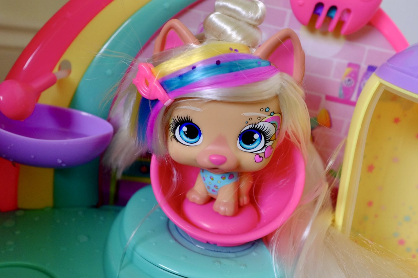 VIP Pets Fabio and Fabia's Hair Salon Playset – REVIEW | AD