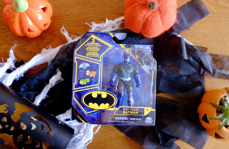 bat-tech batman figure from spinster