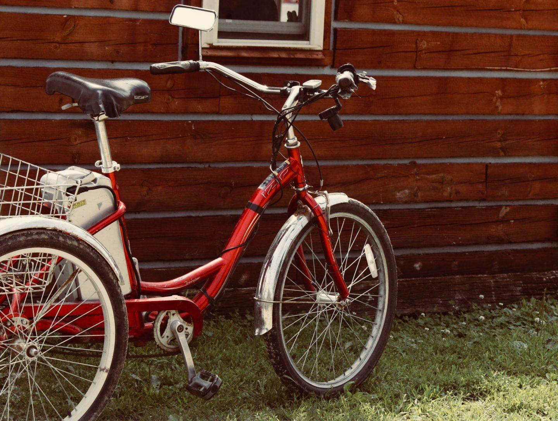 Jorvik Tricycle