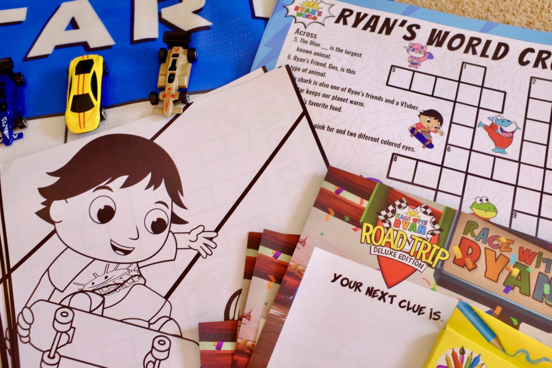 Ryan's world party bundle
