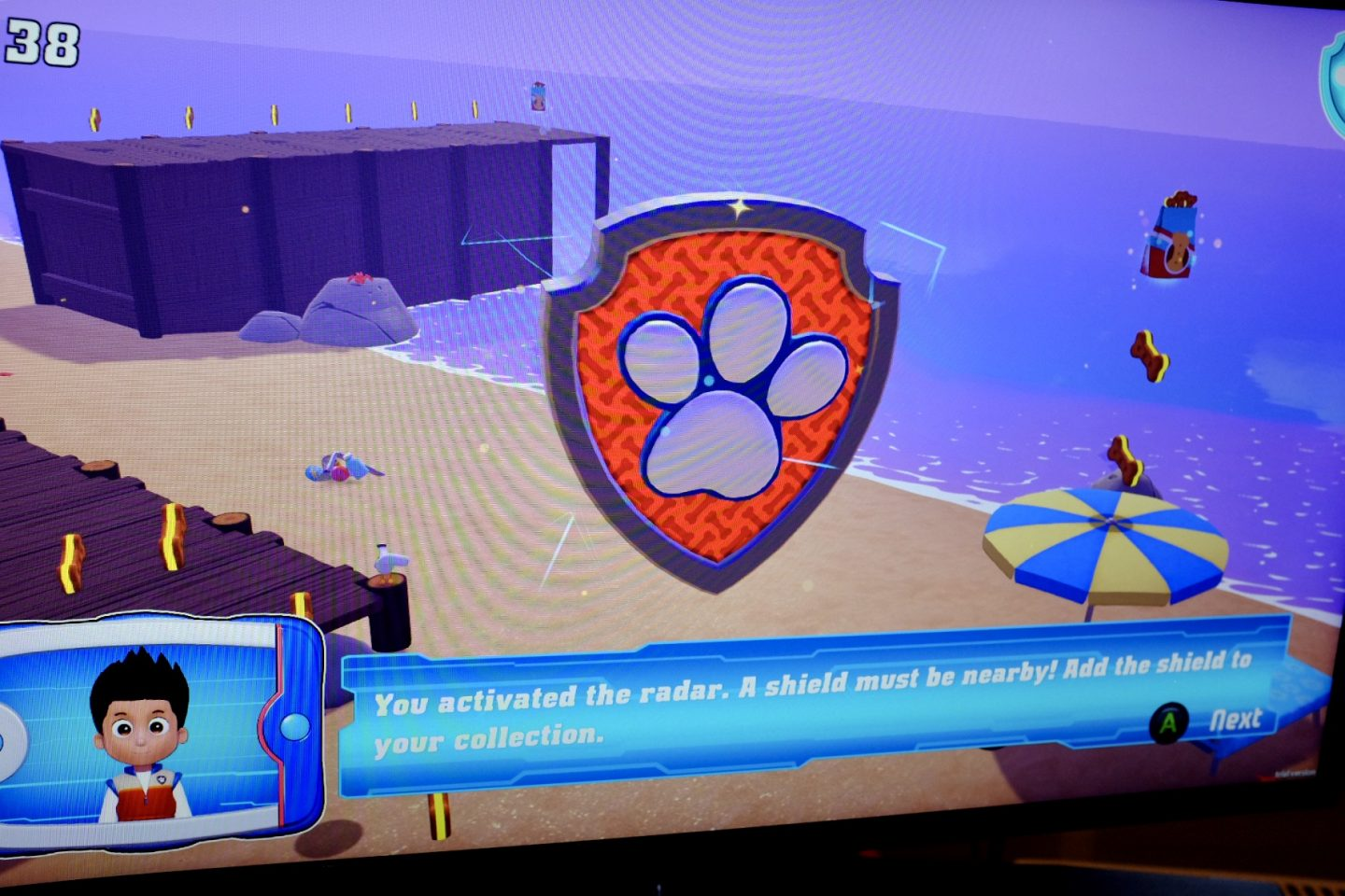Paw Patrol Mighty Pup Save Adventure Bay game