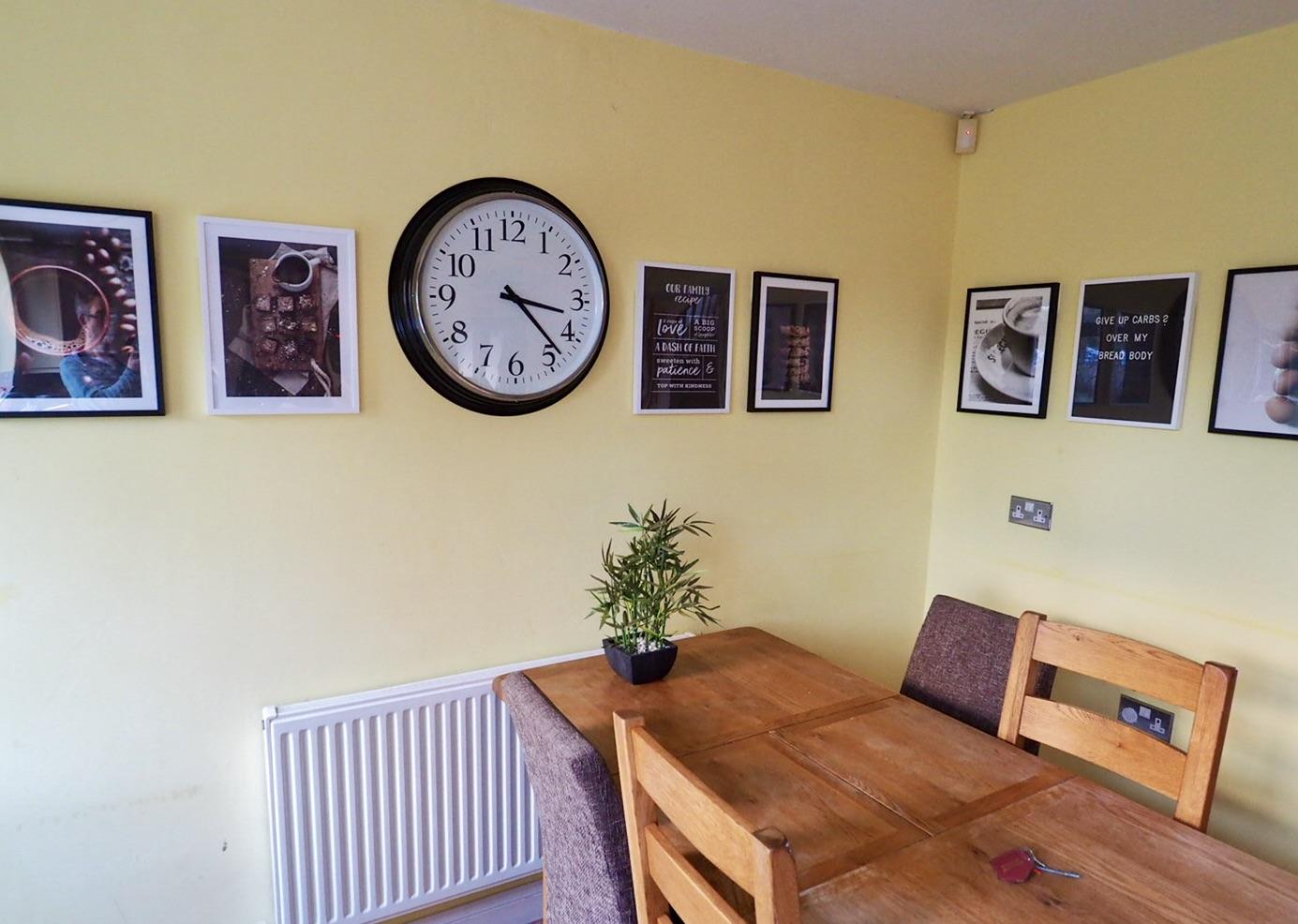 Kitchen prints from Desenio