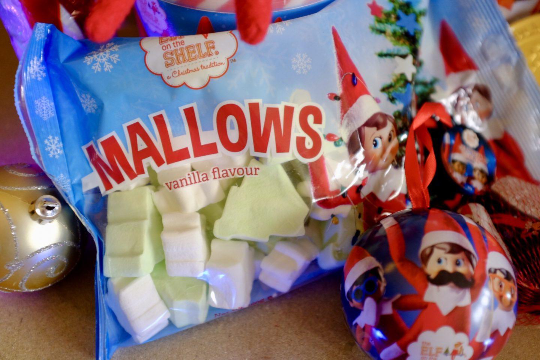 Elf on the shelf mallows