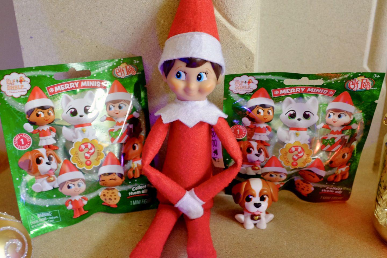 Elf's Merry Minis - Elf Arrival Ideas