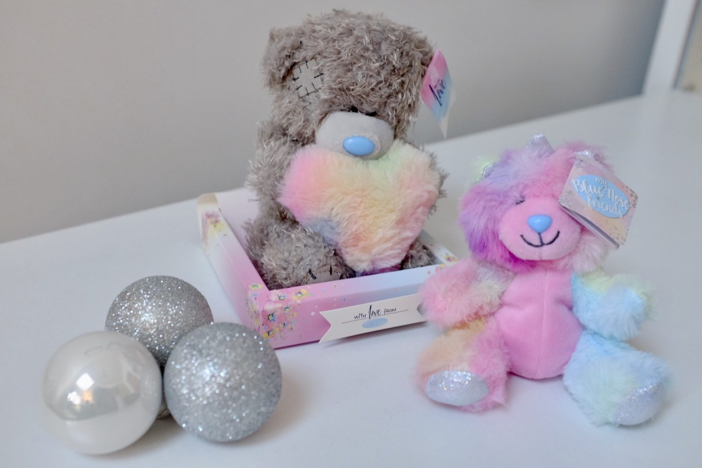 me to you rainbow tatty teddy