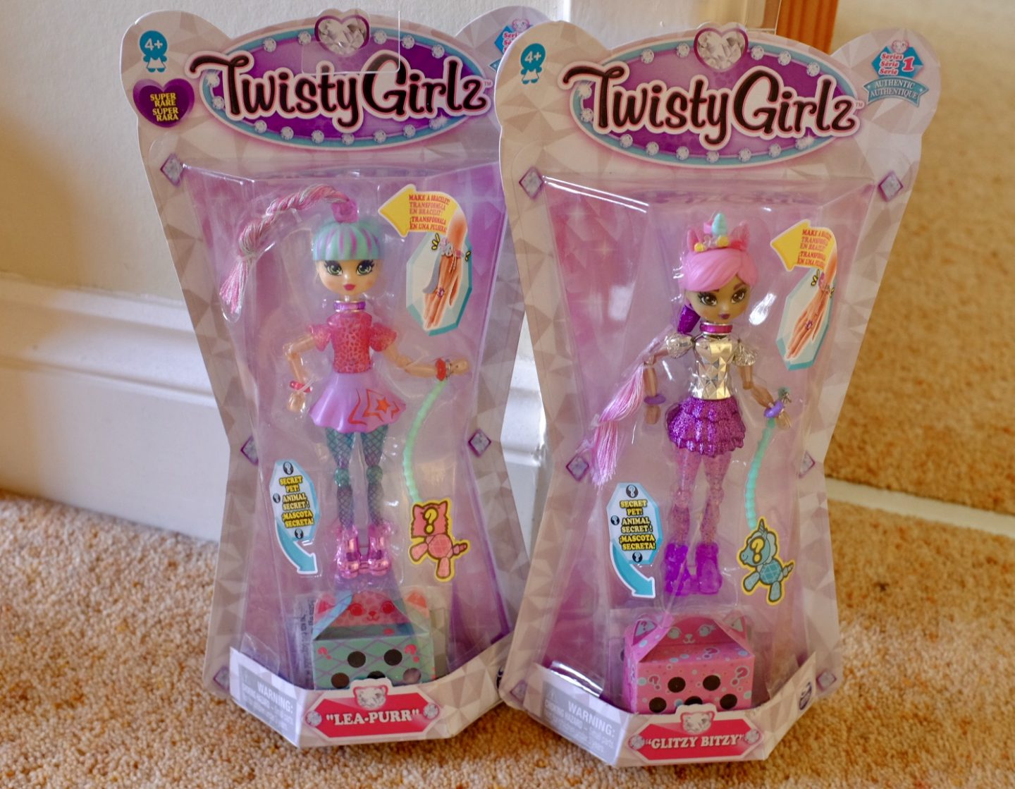 Twisty Girlz Bracelets – REVIEW | AD