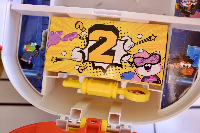 Mystery box 2 Ryan's world Panda Head