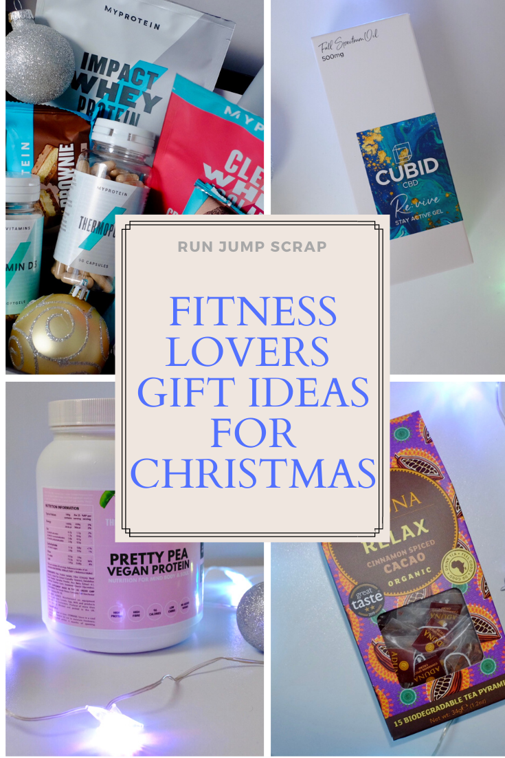 Fitness Lovers Christmas Gift Ideas