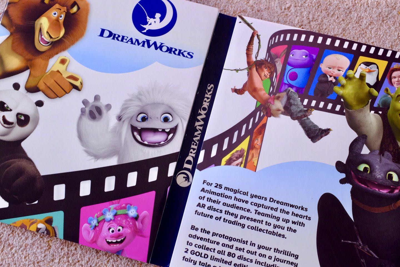 AR discs album DreamWorks