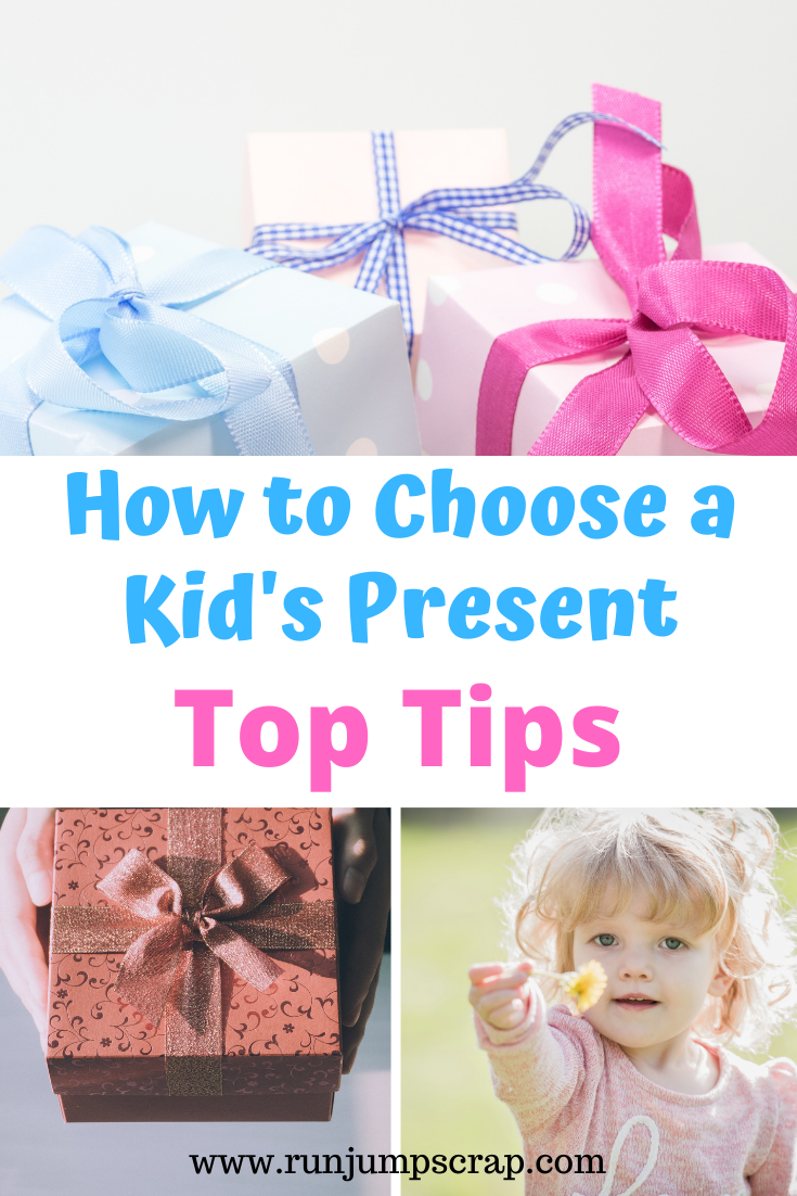 How to Choose a Kid's Present