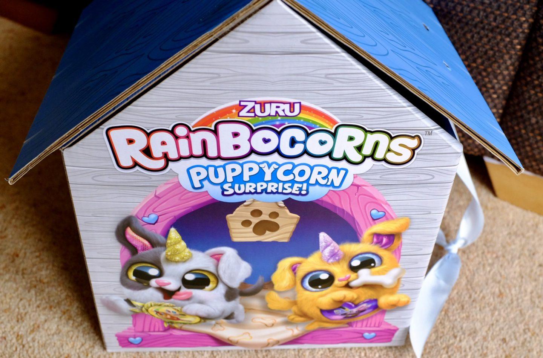Rainbocorns Puppycorn Surprise box