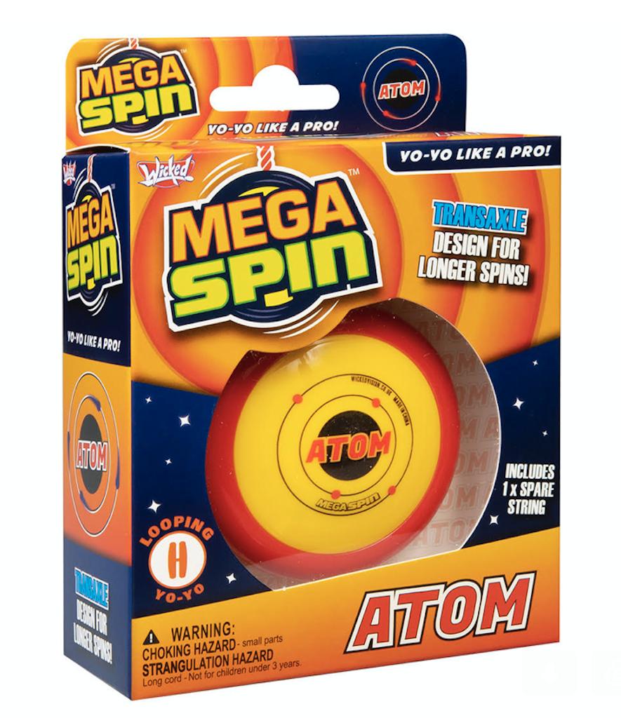 mega spin yoyo from Wicked