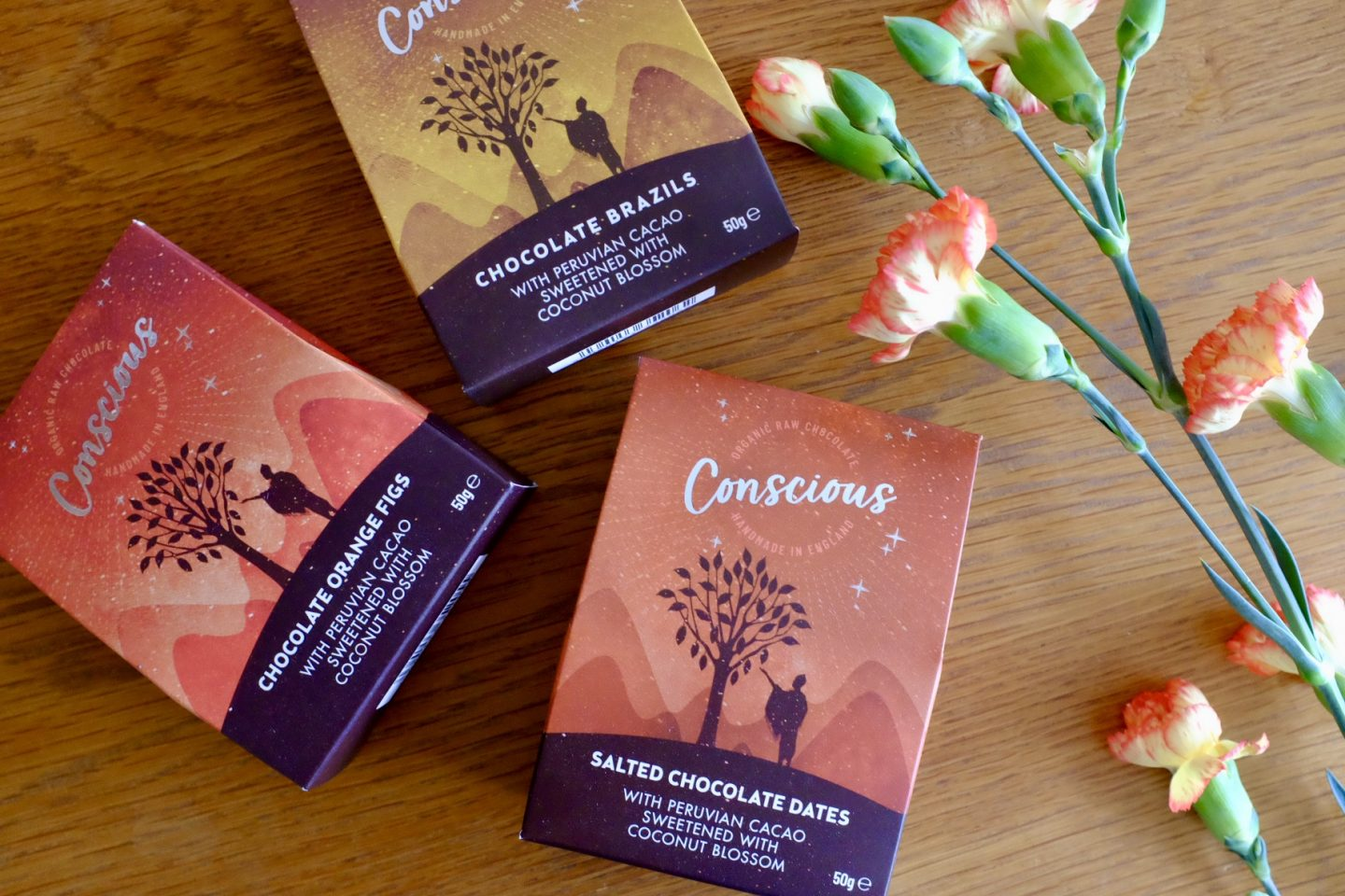 nibbles from conscious