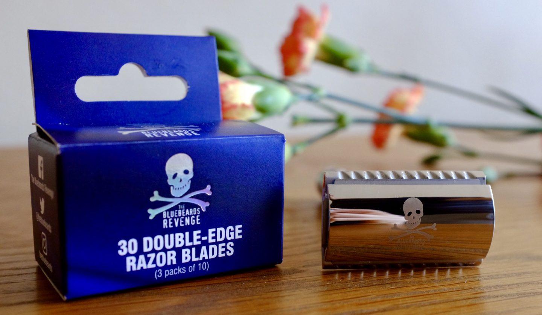 cimitar Double-Edge Safety Razor from The Bluebeards Revenge
