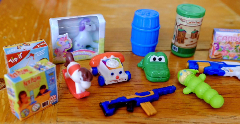 Micro toy box toys