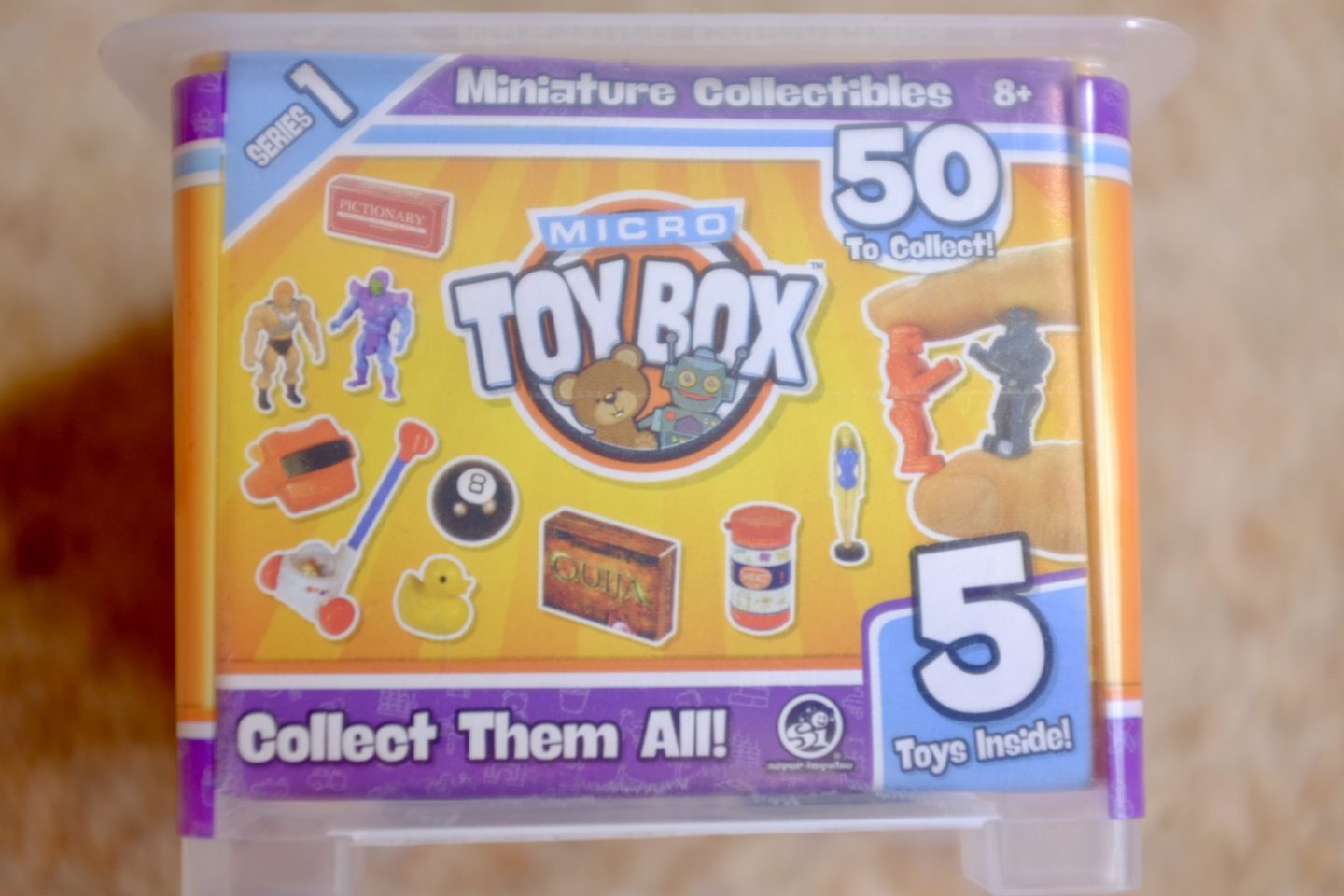 micro toy box 5 pack