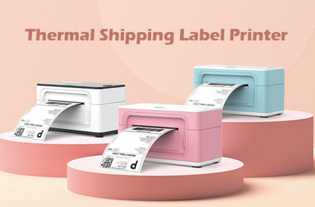Thermal shipping label printers x 3