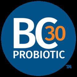 BC30 Probiotic logo