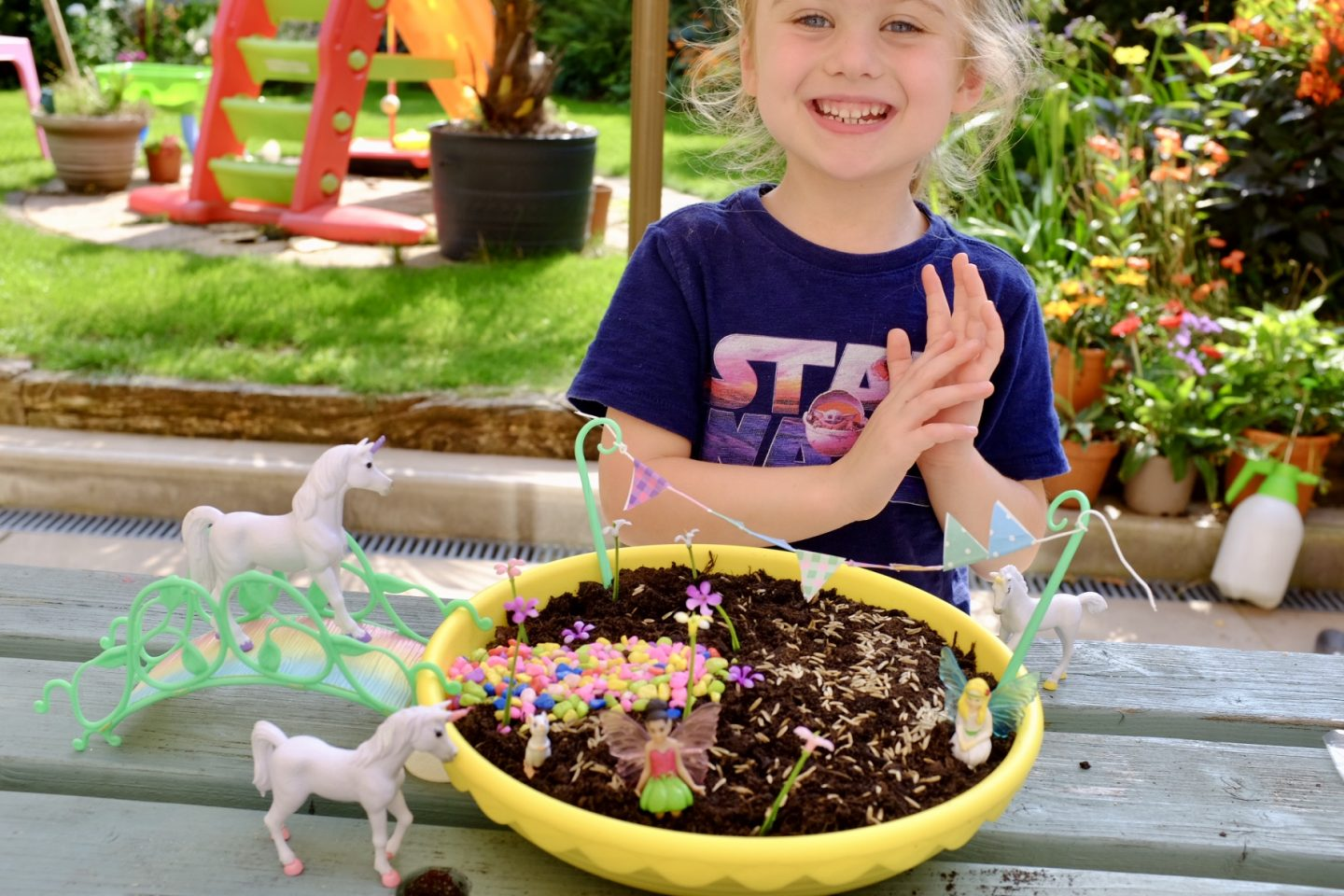 My Fairy Garden Grow and Play Range REVIEW and GIVEAWAY | AD