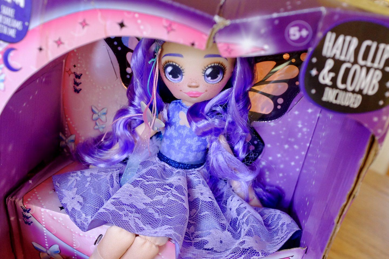 Dream Seeker Doll Zara in the box
