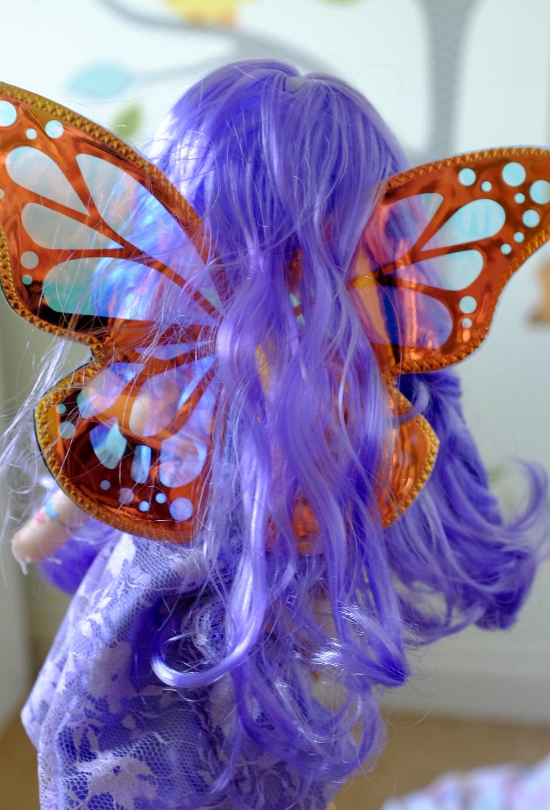 wings on dream seeker doll
