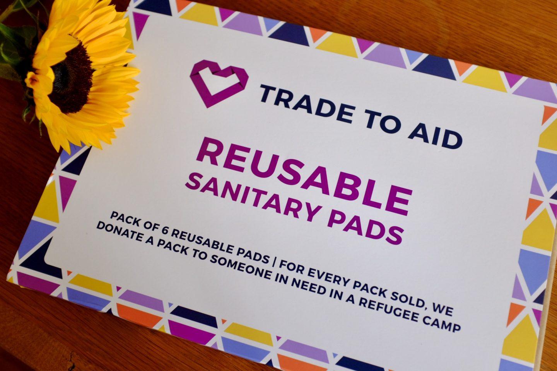 Trade to Aid Reusable Sanitary Pads