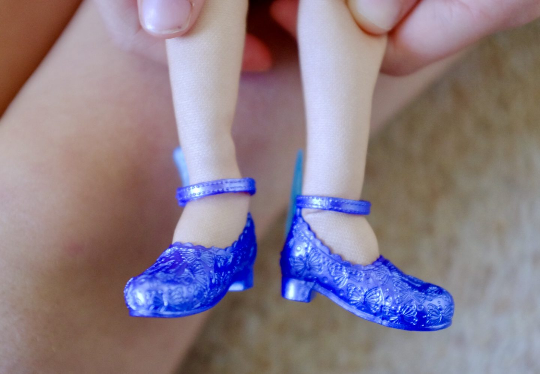 dream seekers dolls purple shoes
