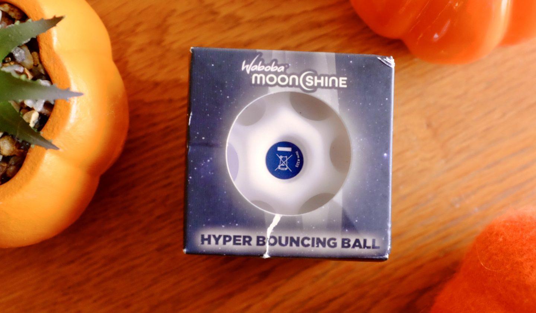 moonshine hyper bouncing ball