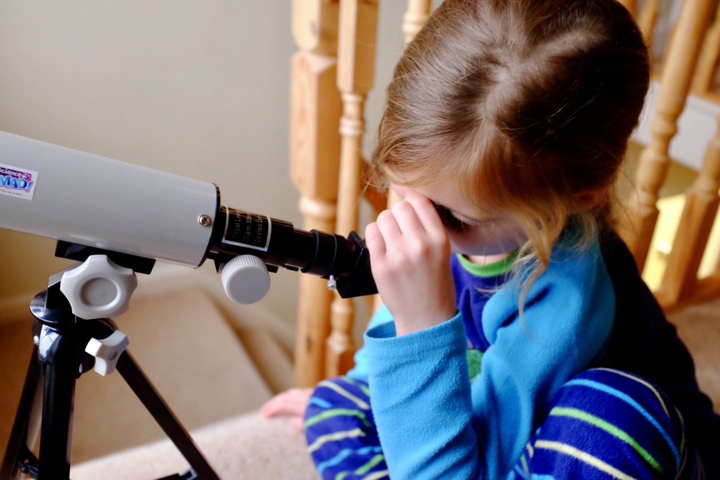 Science Mad! Digital Metal Detector AND 50mm Telescope REVIEW   AD